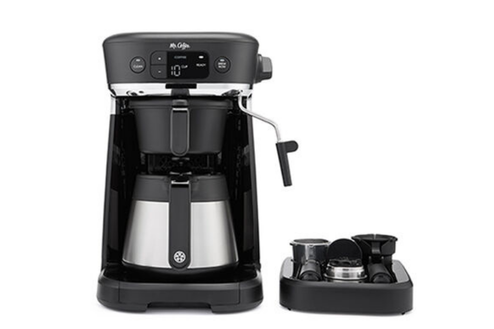 Mr. Coffee All in One Occasions Specialty Coffee Maker