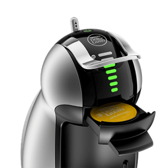 nescafe dolce gusto genio 2 combo coffee machine features