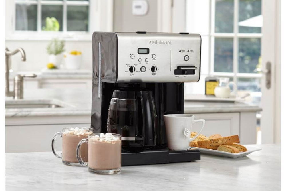 cuisinart chw-12 coffeemaker plus hot water system