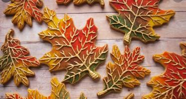 falling leaf fancies