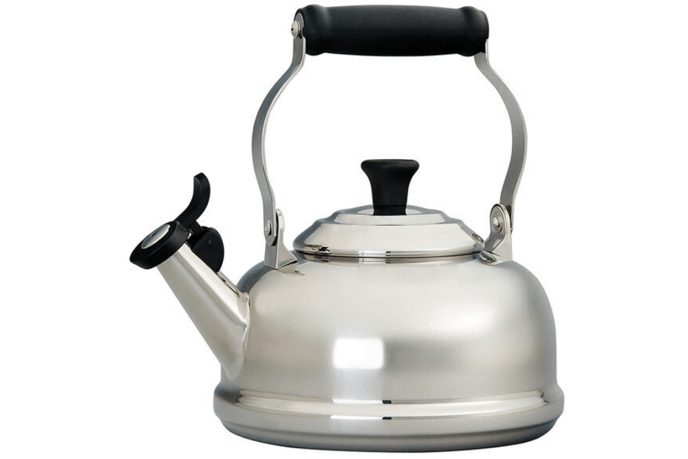 Whistling Stainless Steel Le Creuset Tea Kettle