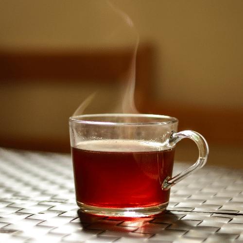 cup of refreshing tea