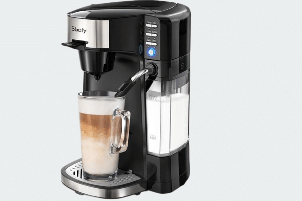 sboly 6 in 1 coffee maker