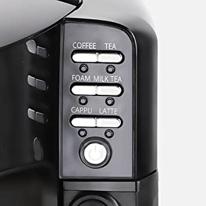 sboly easy operation coffee maker